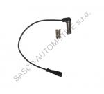 Senzor ABS, čidlo ABS, snímač ABS 400 mm zahnuté
