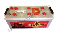 Autobaterie BANNER 12V/180Ah