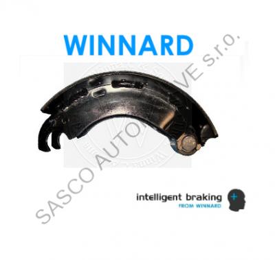 WINNARD Brzdová čelist BPW 300x200