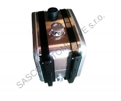 Hydraulická olejová nádrž 165L