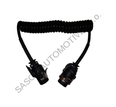 Kabel elektrický ABS/EBS, 7P/24V, 4,5m