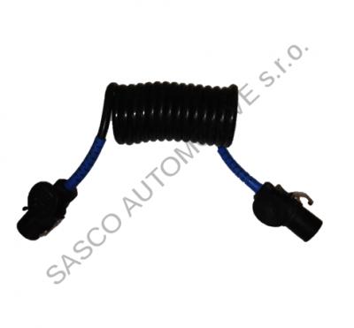 Kabel elektrický ADR, 15P/24V 4,5m