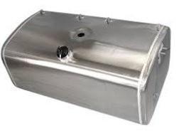 Palivová nádrž DAF LF 1250x493x388,5 - 200l