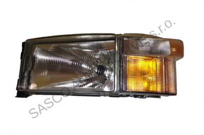 ERMAX Světlomet hlavní SCANIA - P 198103120