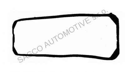 LE.MA Těsnění olejové vany DAF 95, XF, CF, Bova Futura
