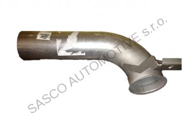 DINEX Trubka výfuku výstupní SCANIA 68611