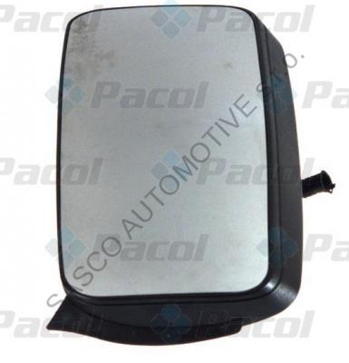 PACOL Zrcátko hlavní MB Atego II, Axor II, El. ovl. vyhřívané, 435x215x129 - P